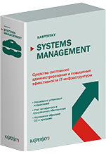 Kaspersky Systems Management Russian Edition. 100-149 System Management Node 1 year Base License