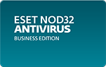ESET NOD32 Antivirus Business Edition newsale for 91 users