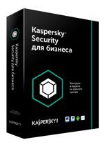 Kaspersky Total Security для бизнеса Russian Edition. 250-499 Node 1 year Base License