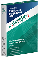 Kaspersky Security для виртуальных сред, Server Russian Edition. 4-VirtualServer 1 month Successive xSP License