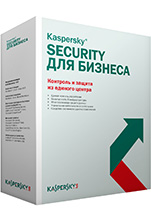 Kaspersky Total Security для бизнеса Russian Edition. 15-19 Node 1 year Base License